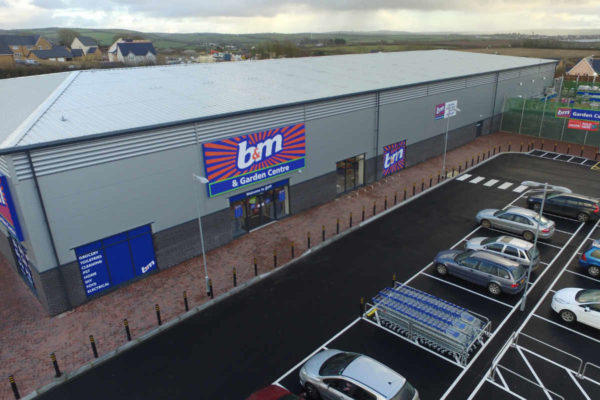 AC Electrical Installations at B&M Stores