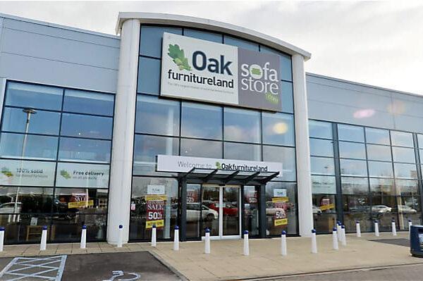 Oak Furniture Slides 3a